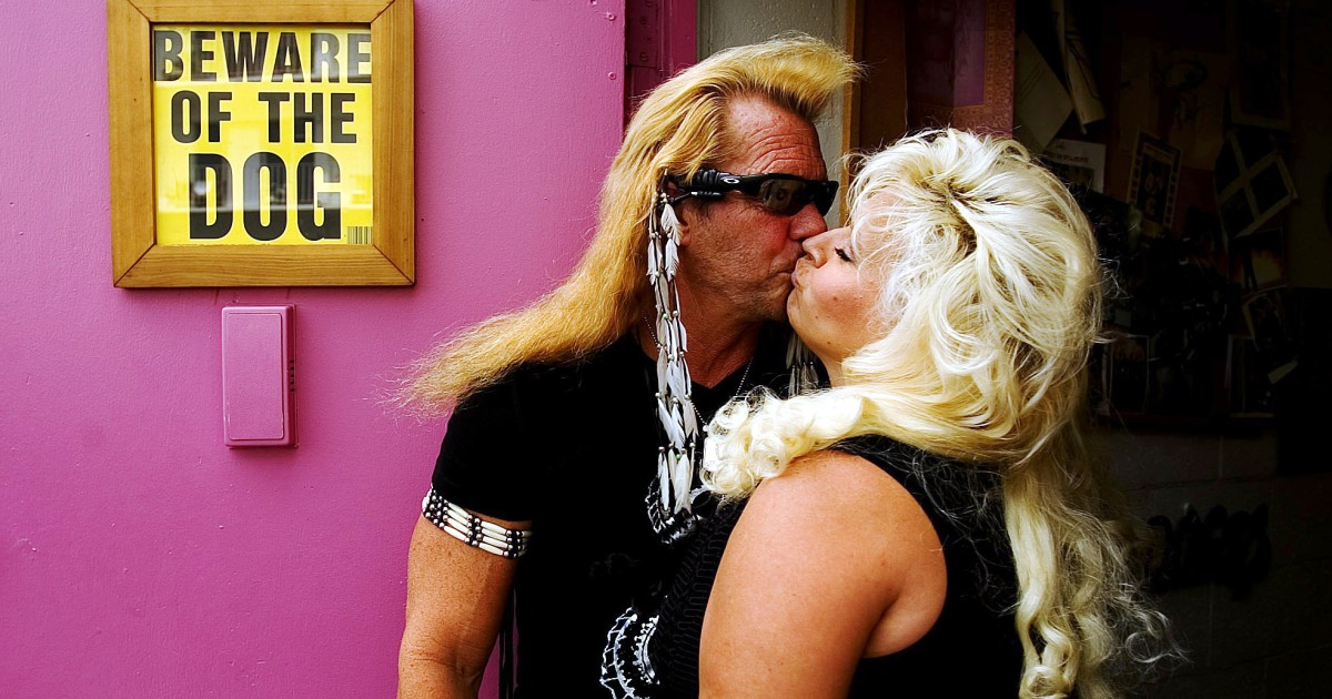 Duane 'Dog' Chapman Tributes Late Wife Beth Ahead of Valentine's Day