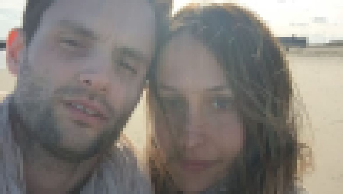 Penn Badgley and Domino Kirke Pregnant Baby No 1
