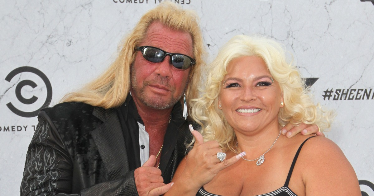 Duane 'Dog' Chapman Shares Heartbreaking Post for Late Wife Beth