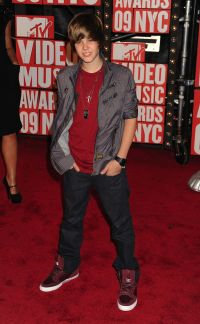 2009 MTV Video Music Awards Arrivals held at Radio City Music Hall in New York, America - 13 Sep 2009