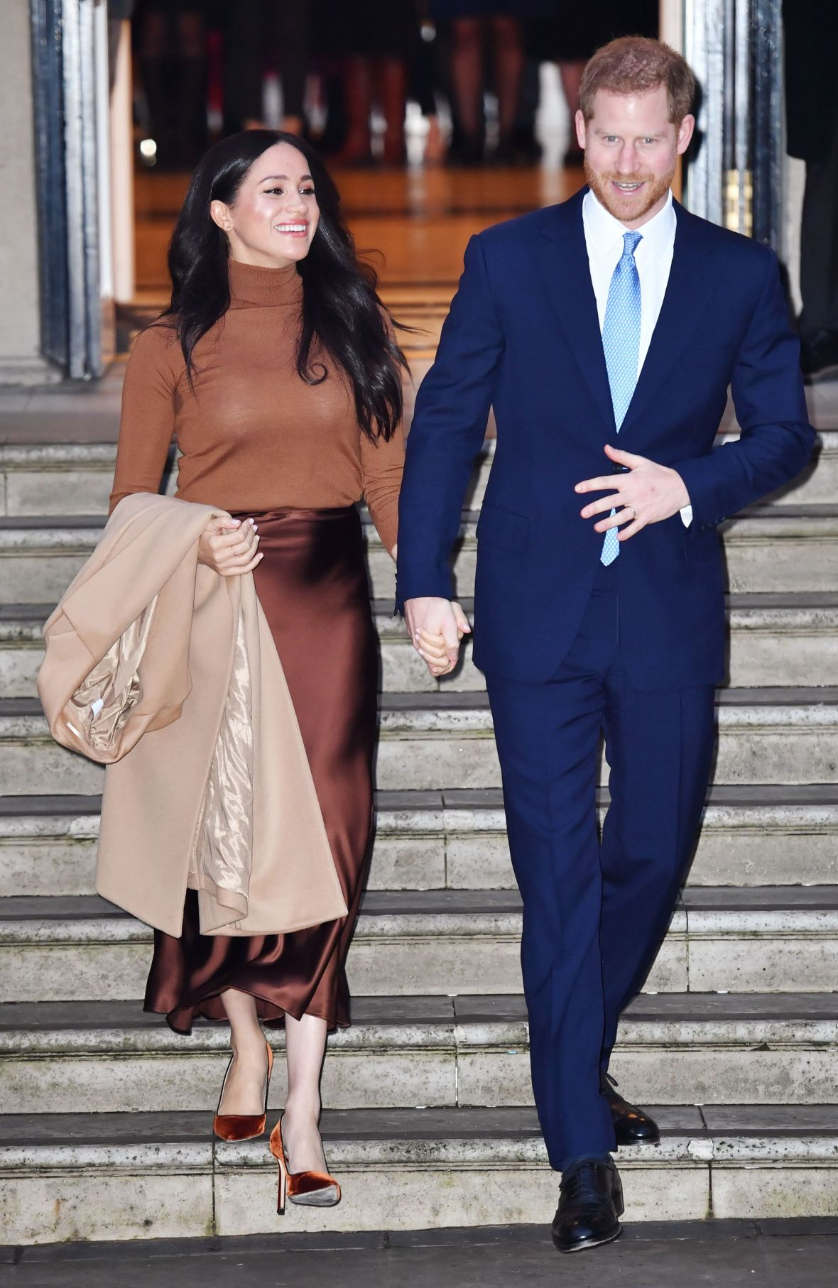 Prince Harry and Meghan Markle Disappointed About Titles