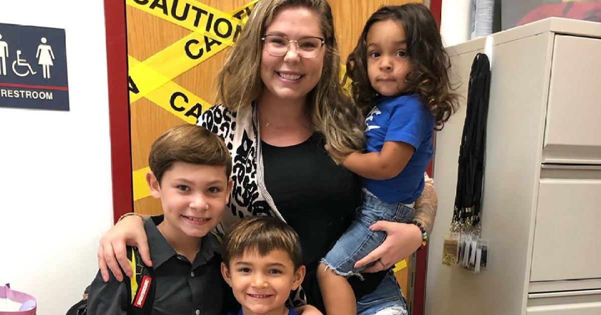 Teen Mom 2's Kailyn Reveals Her Sons' Name Suggestion for Baby No. 4