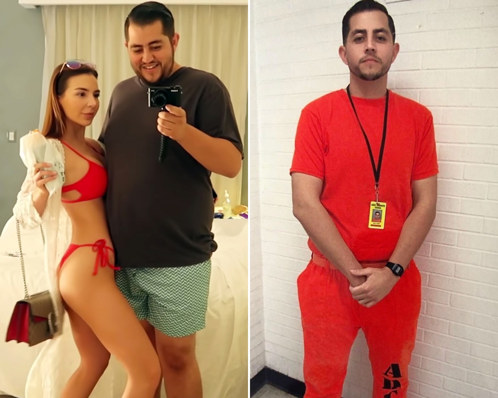 Before and After Jorge Nava Weight Loss Photos