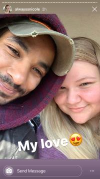 90 day fiance nicole azan reunion trip
