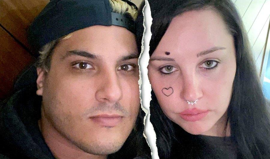 amanda bynes and fiance paul split