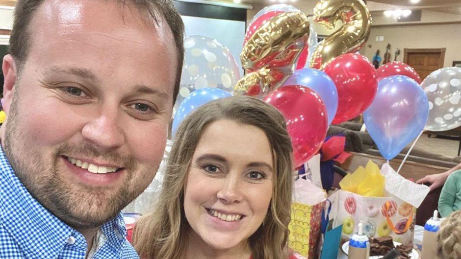 Anna Duggar Celebrates Best Friend Josh Duggar's Birthday With Family