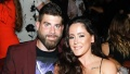 Jenelle Evans and David Eason at Event