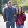Ben Affleck and Ana de Armas Take PDA-Filled Walk Amid Coronavirus