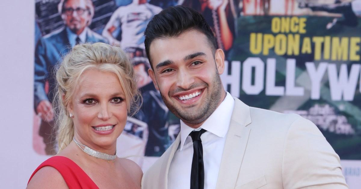 Britney Spears Boyfriend Sam Asghari Wants to Break Into