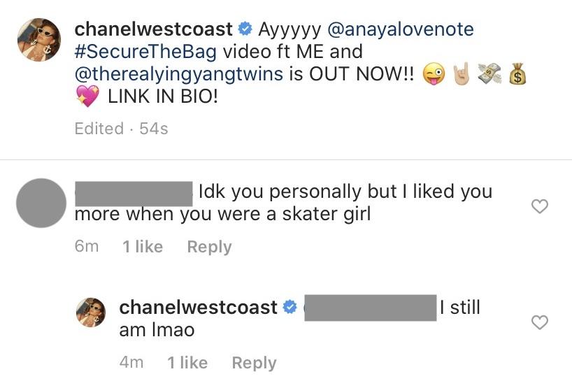 Chanel-skater-girl-clapback