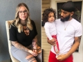 Side-by-Side Photos of Kailyn Lowry and Chris Lopez
