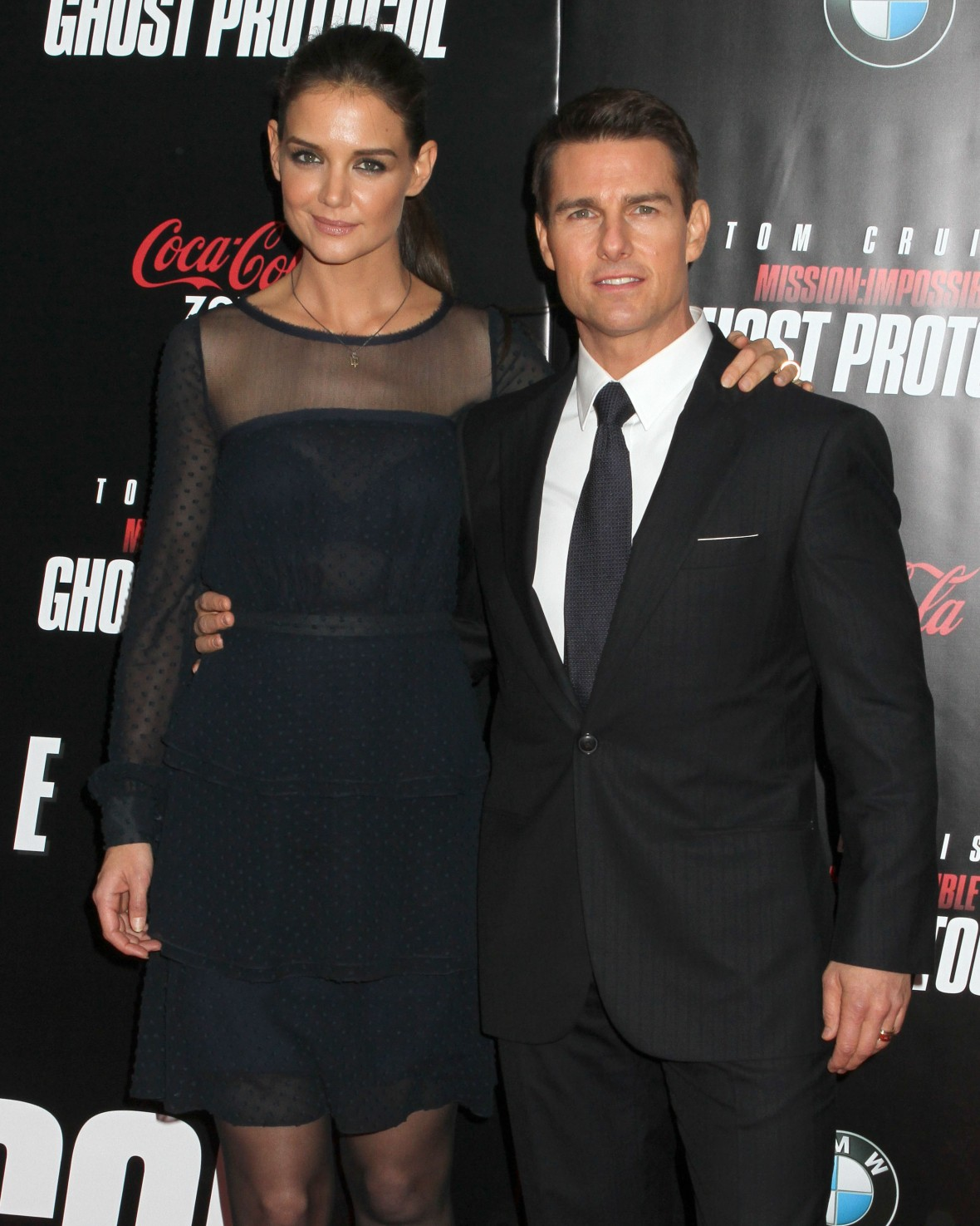 Katie Holmes Says Her Divorce From Tom Cruise Was 'Intense'
