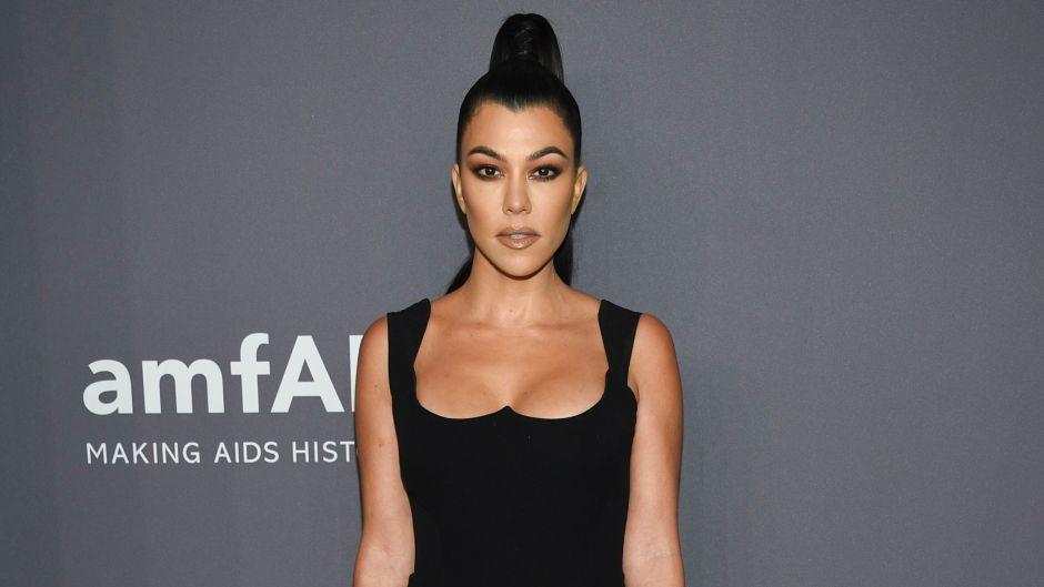 Kourtney Kardashian Responds After Troll Says She Should Quit 'KUWTK'