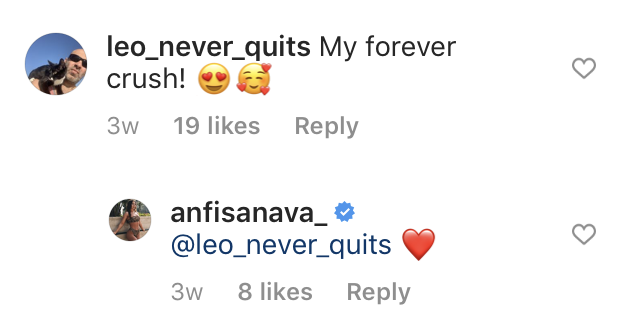Leo Assaf Calls Former 90 Day Fiance Star Anfisa Nava His Forever Crush