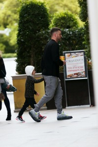 Father-Son Date! Justin Timberlake Takes Son Silas to See a Movie