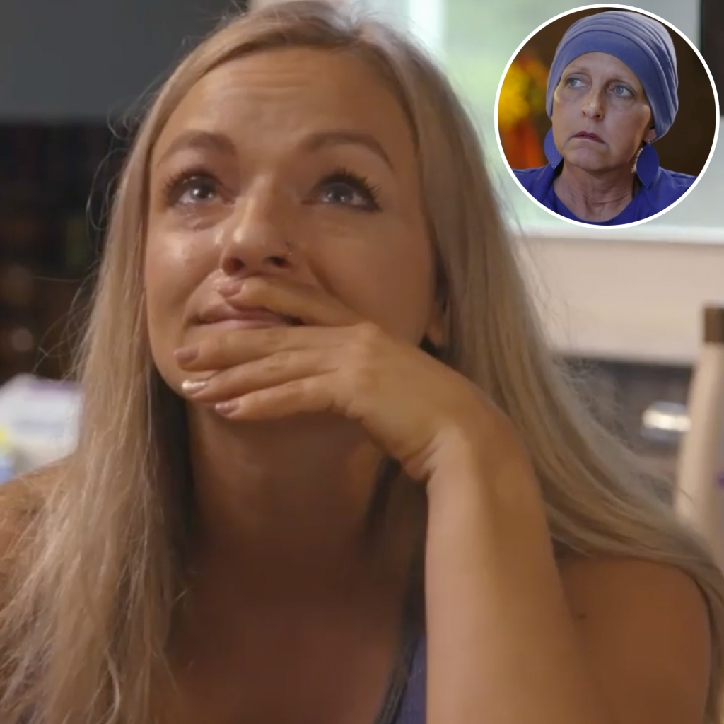 Mackenzie McKee Prepares Children from Mom Angie Douthits Death in Teen Mom 2 Teaser