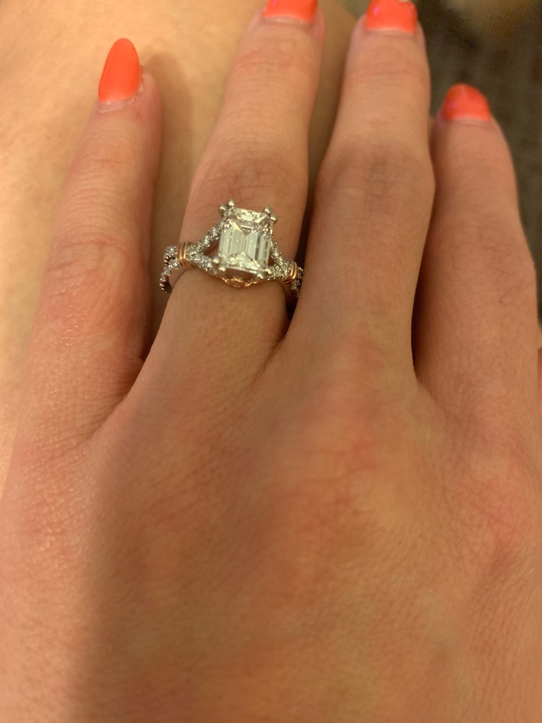 Married at First Sight Star Cortney Hendrix's New Engagement Ring