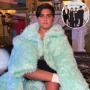Inset Photo of Kardashian-Jenners Over Photo of Mason Disick