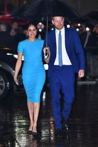 Meghan Markle and Prince Harry Attend the 4th Endeavour Fund Awards