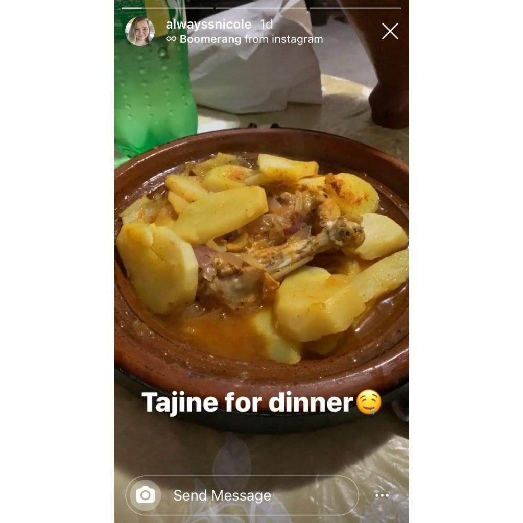Nicole Nafziger Shares Romantic Dinner With Fiance Azan Tefou