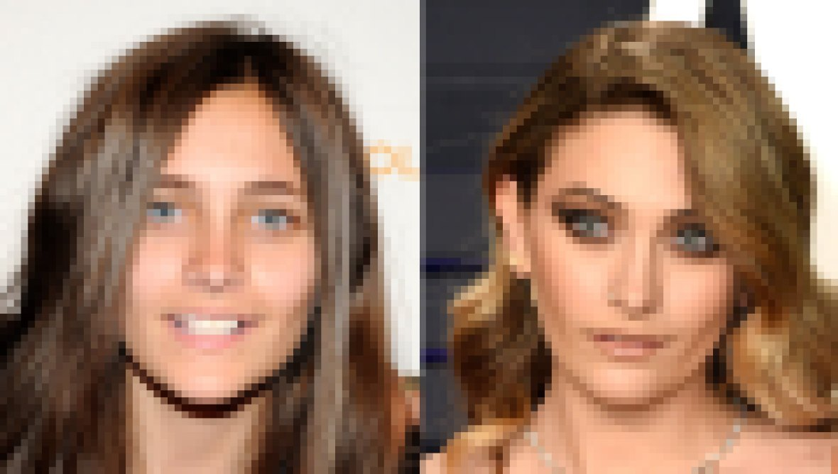 See Paris Jackson Transformation Over the Years
