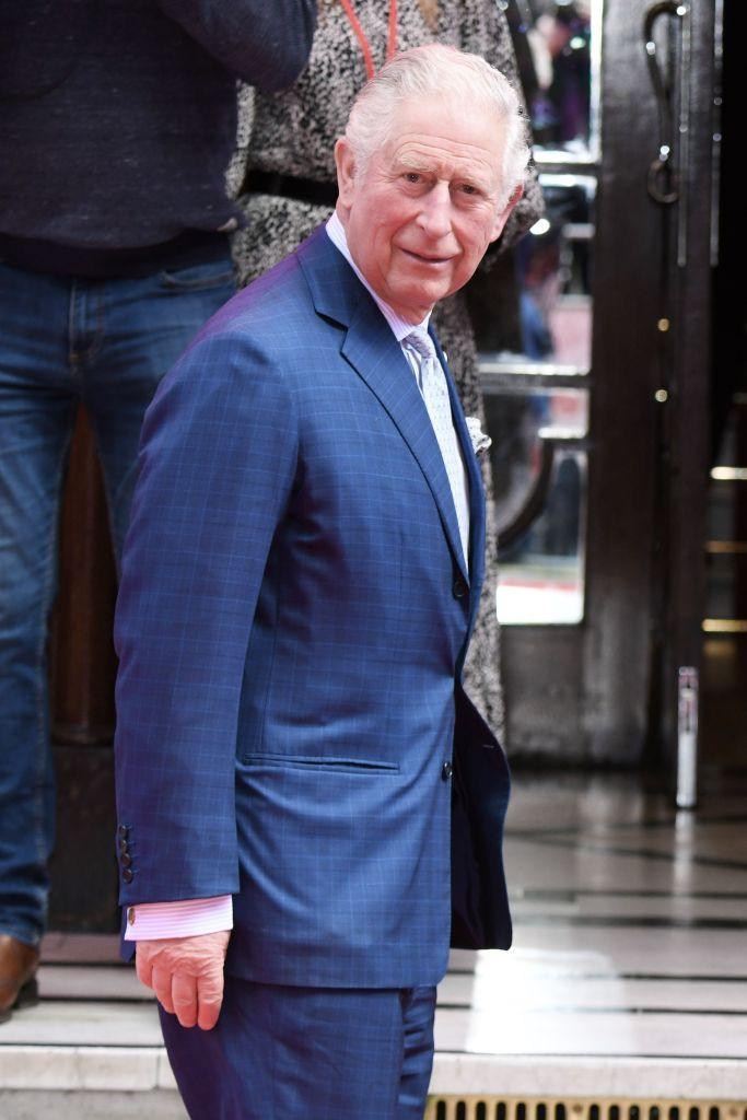 Prince Charles Prince of Wales Has Covid-19