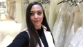 Sammi Sweetheart Giancola Said Yes to a Wedding Dress