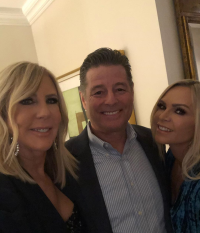 Tamra and Vicki Filming After 'RHOC'