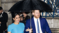 Meghan Markle and Harry in the U.K.