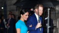 Meghan and Harry Return to U.K.