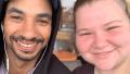 Nicole and Azan in Morocco