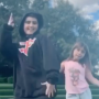 Mason Disick Wears Black Hoodie and Dances in TikTok Video With Sister Penelope
