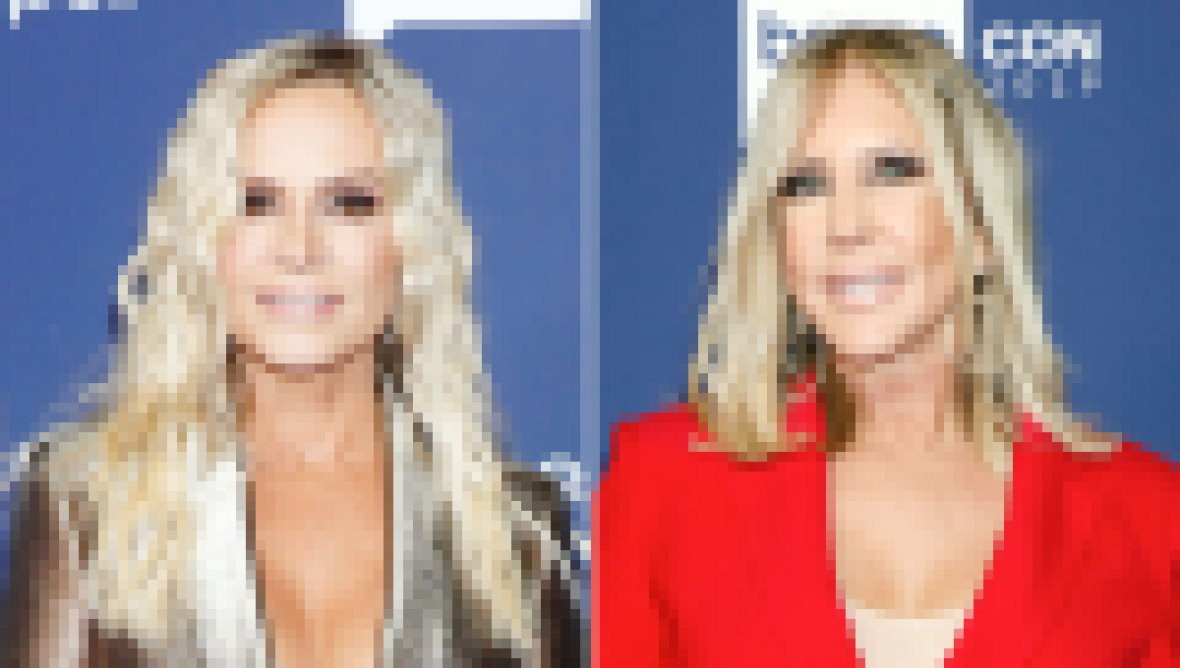 Tamra Judge Films New Project With Vicki Gunvalson Following RHOC Exit