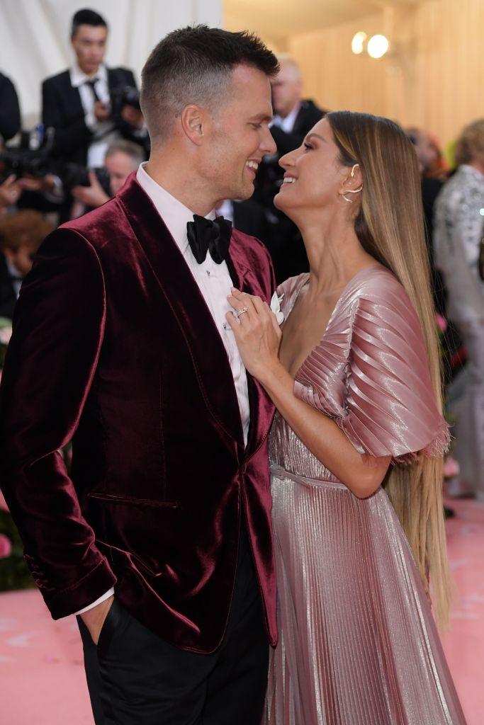 Tom Brady and Gisele Bundchen Met Gala 2019