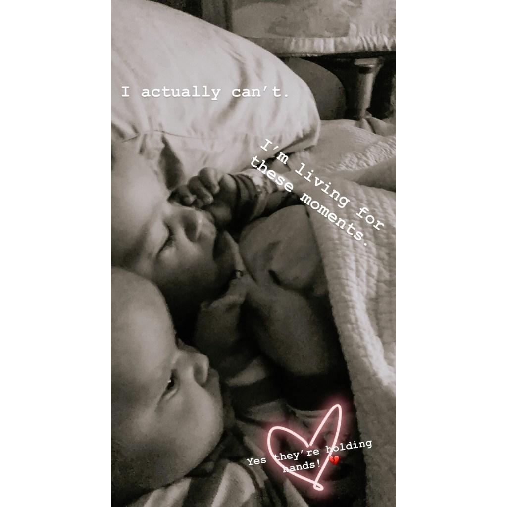 Tori Roloff Shares Photo of Jackson Holding Lilah Ray's Hand