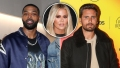 Tristan Thompson Proves He's Cool with Khloe Kardashian's Bestie Scott Disick