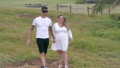Catelynn Lowell Leads Blindfolded Tyler Baltierra by the Hand