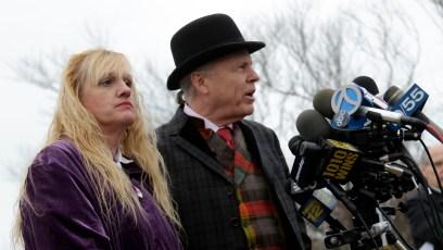 Mari Gilbert and Lawyer