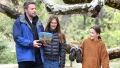 ben affleck spends time with kids after ana de armas vacation