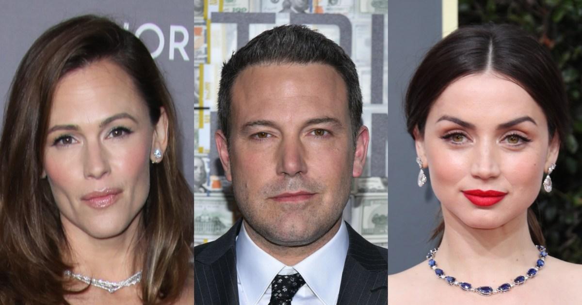 Ben Affleck's Dating History: Gwyneth, J. Lo, Jennifer Garner and More!