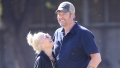 gwen stefani and blake shelton pack on the pda
