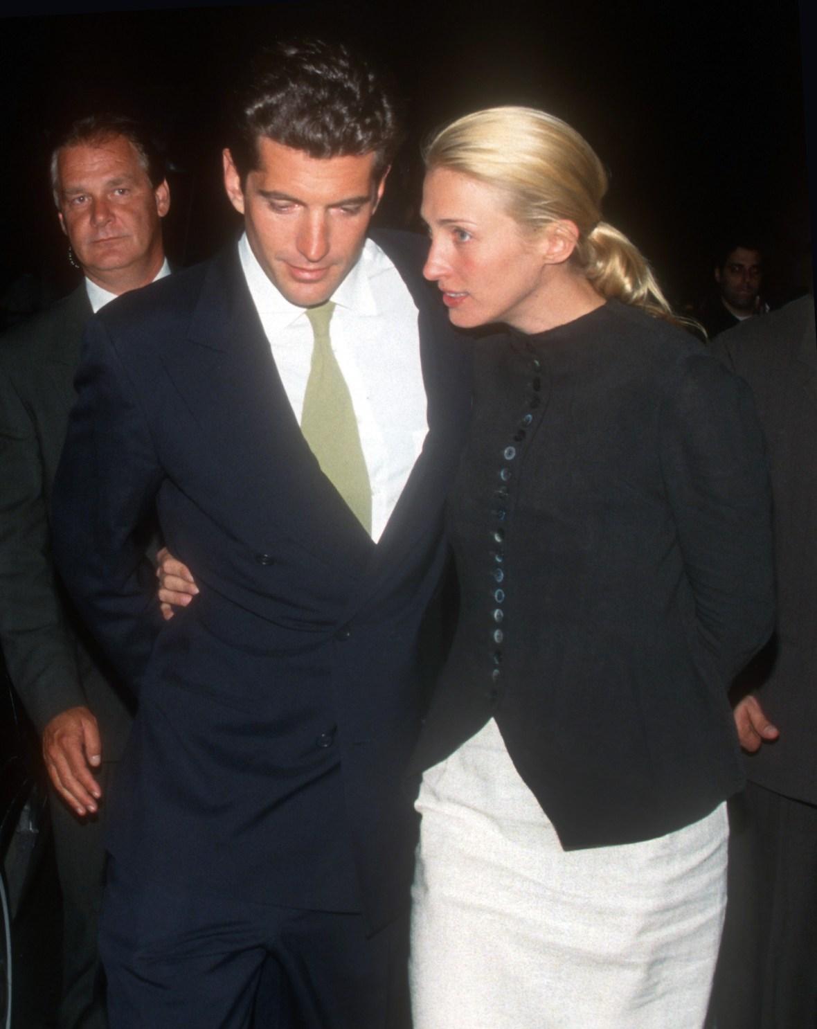 John F. Kennedy and Wife