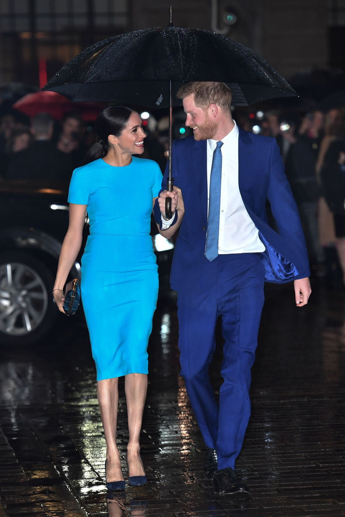 Meghan and Harry in the U.K.