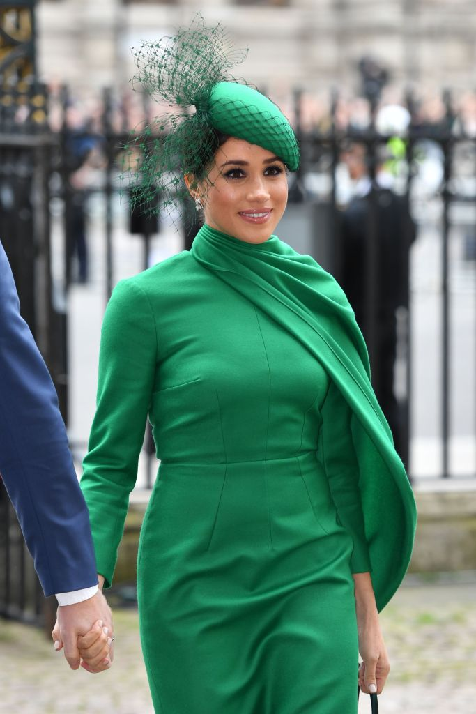 Meghan Markle Commonwealth Day Service, Westminster Abbey, London, UK - 09 Mar 2020