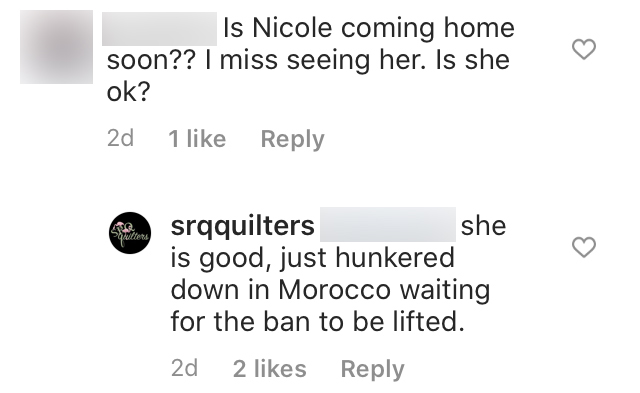 90 Day Fiance Star Nicole Nafziger's Mom Robbalee Says She's Hunkered Down in Morocco with Azan Tefou