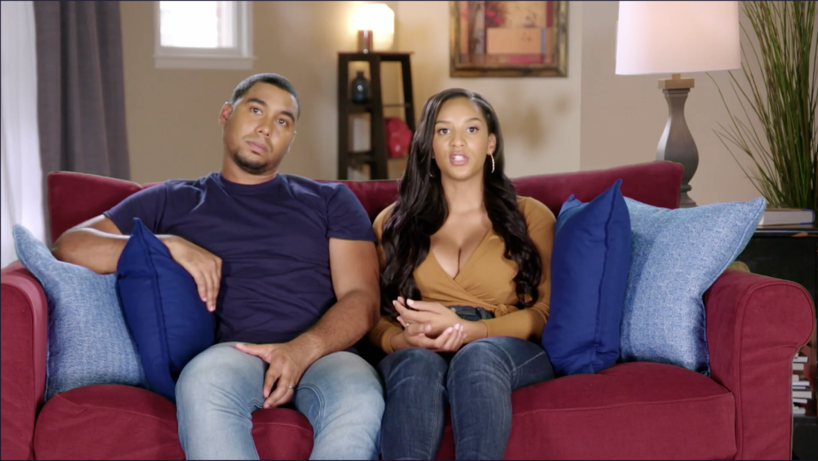 90 day fiance chantel needed pedro after coraima fight