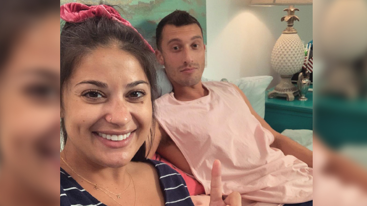 90 day fiance loren alexei baby son home