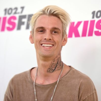 Aaron Carter's Girlfriend Melanie Martin Is Pregnant, Expecting Baby No. 1