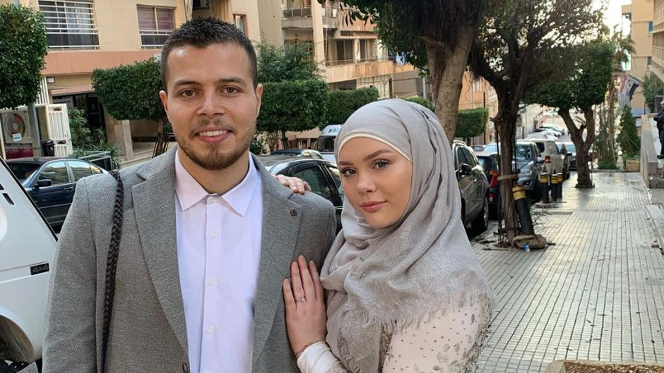 Avery Mills and Omar Albakkour on 90 Day Fiance