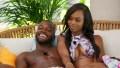 Sharron and Rhonda Cuddling on Too Hot to Handle